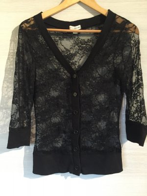 Gothic Grunge Hipster New Romantic Style Cardigan