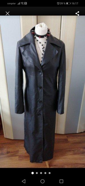 Chevirex Floor-Lenght Coat black