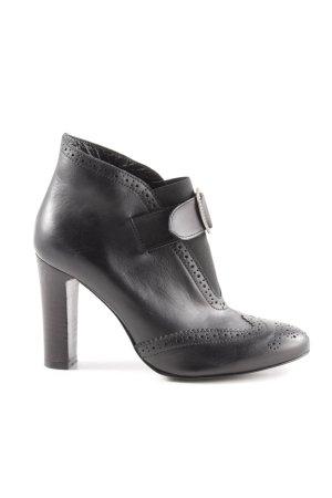 Gottseidank Ankle Boots schwarz Casual-Look