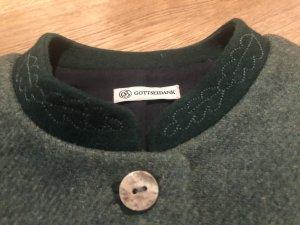 Gottseidank Giacca di lana verde bosco