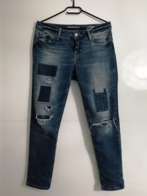 gr 27/27 Mavi boyfriend jeans used destroyed look original
