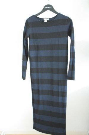 Gr.34/S gestreiftes Kleid H&M Trend