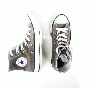 Gr. 36 graue Converse High Chucks All Star