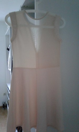 Laura Scott A-lijn jurk abrikoos