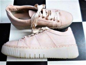 Gr. 37 Tamaris rosa Halbschuhe / Sneaker kaum getragen