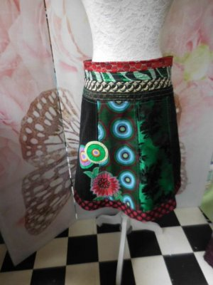 Desigual Tulip Skirt multicolored