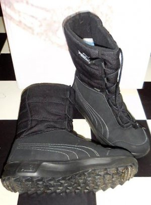 Puma Winter Boots black