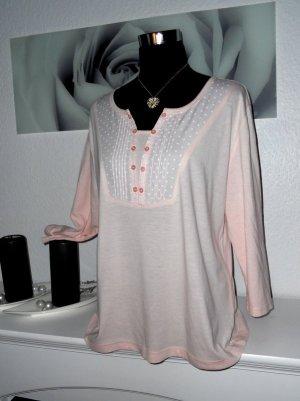 Gr. 44 Laura Kent Tunika -Shirt in rosa