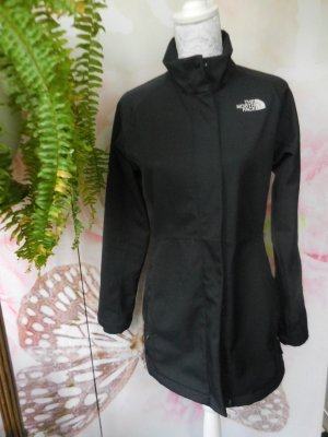 North Face Softshelljack zwart