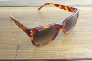 Gr.S *Karl Lagerfeld* Sonnenbrille Leoprint