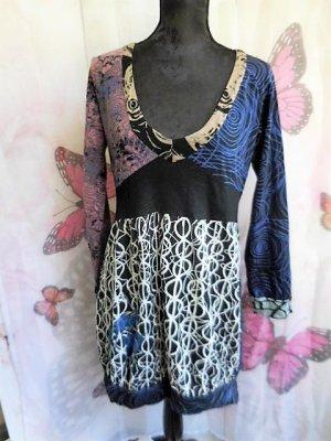 Gr. XL ca. Gr. 42  DESIGUAL Tunika Kleid sehr guter Zustand super auch zu Leggins