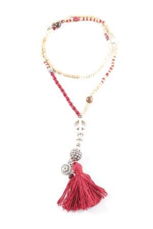 Grace Collar de perlas multicolor estilo extravagante