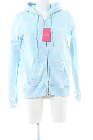 Grace Veste sweat bleu style décontracté