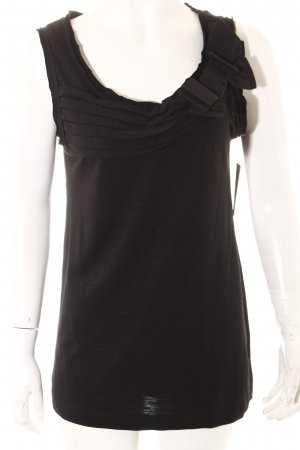 Grace Tanktop schwarz Casual-Look