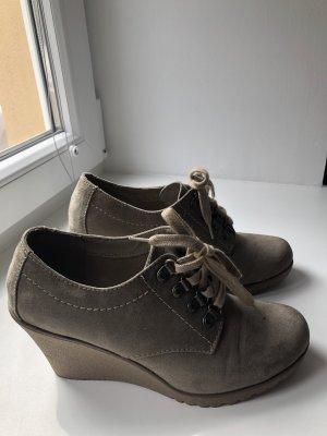 Graceland Décolleté accollato marrone-grigio-talpa