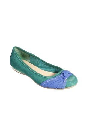Graceland Ballerinas grün-blau