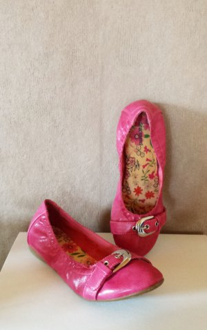 Graceland Ballerinas pink - wie neu