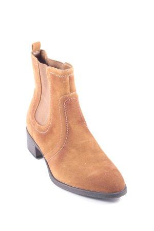 Graceland Chelsea Boots hellbraun Urban-Look
