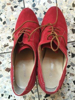 Graceland Gr 40 rot Stiefelette, Booti