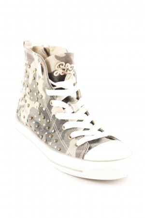 Graceland High Top Sneaker Camouflagemuster Casual-Look