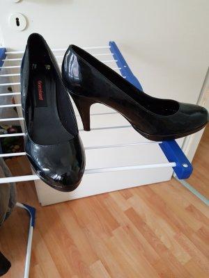 Graceland Lack High heels Gr.39