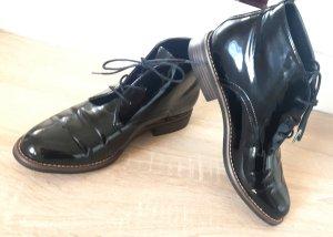 Graceland Lace-up Boots black