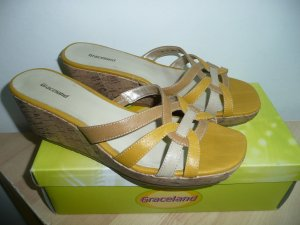 Graceland Heel Pantolettes multicolored others