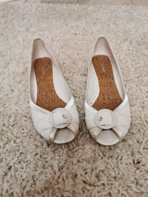 Graceland Peeptoe Pumps