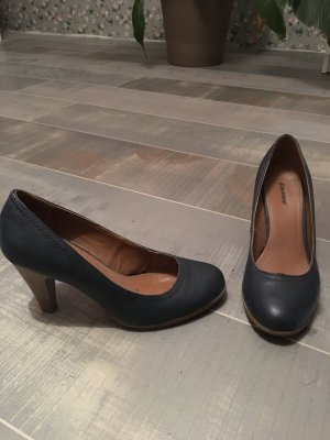 Graceland Pumps blau Gr. 37