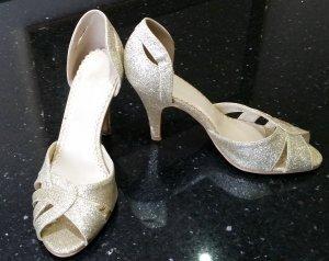 Graceland Pumps Highheels gold 36 37