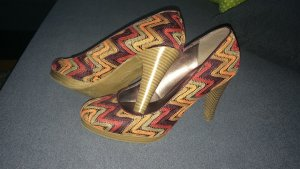 Graceland High Heels multicolored