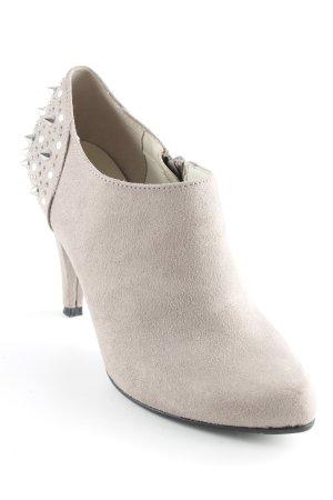 Graceland Reißverschluss-Stiefeletten grau Casual-Look