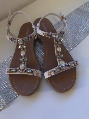 Graceland Sandalo con cinturino bianco