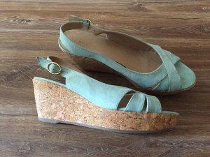 Graceland Sandalen mit Keilabsatz