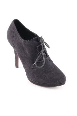 Graceland Schnür-Stiefeletten schwarz Elegant