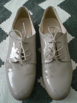 Graceland Chaussures à lacets beige clair-beige