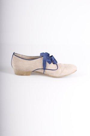 Graceland Schnürer beige-blau