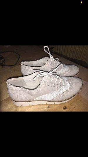 Graceland Lace Shoes oatmeal