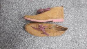 Graceland Schuhe mit pinker Sohle