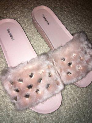 Graceland Huisschoenen roze