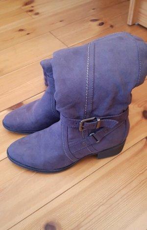 Graceland Short Boots taupe