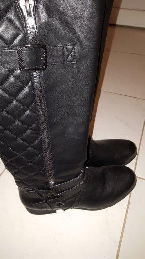 Graceland Stiefel Gr. 40 fast neu schwarz 1x getragen