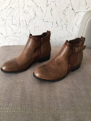 Graceland Chelsea Boots bronze-colored-brown