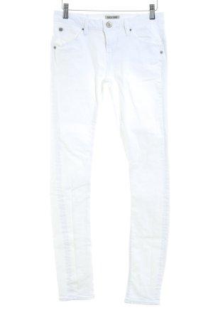Gracia Skinny Jeans wollweiß Casual-Look