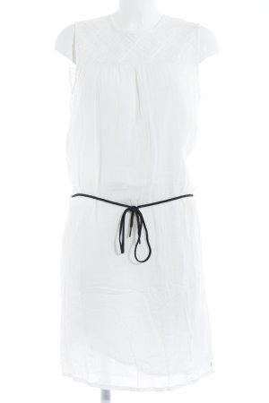 Gracia Strandkleid weiß Beach-Look