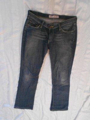 gräuliche Jeans im Used Look von PEPE London