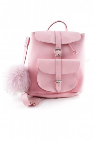 Grafea Notebookrucksack rosa Street-Fashion-Look