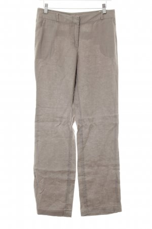 grain de malice Linen Pants beige casual look