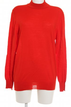 Gran Sasso Donna Crewneck Sweater red casual look