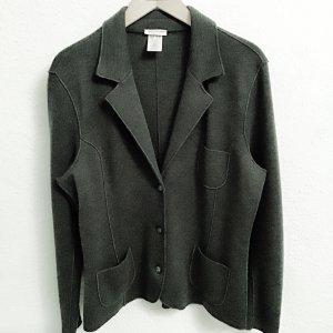 Gran Sasso Wool Blazer grey